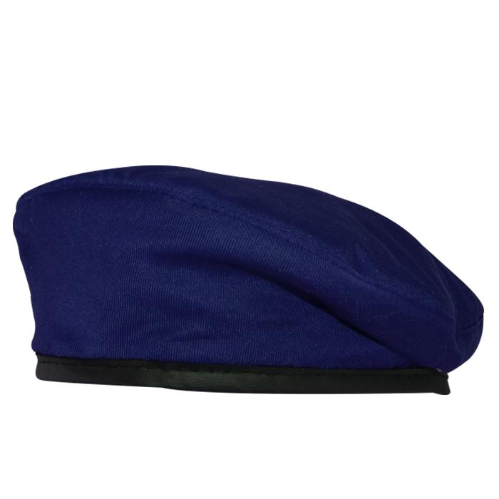 Boina Militar Paraná Helanca Azul Marinho