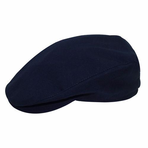 Boina Tradicional Tecido Verao Azul Marinho