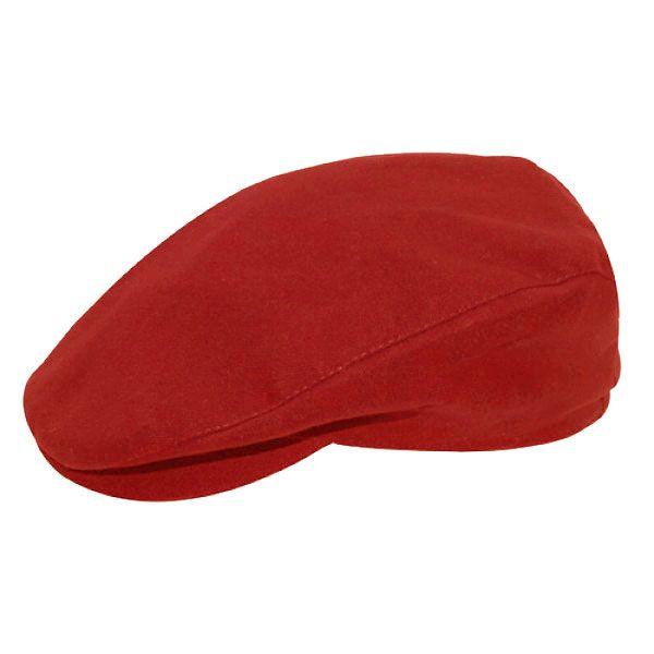 Boina Tradicional Vermelha