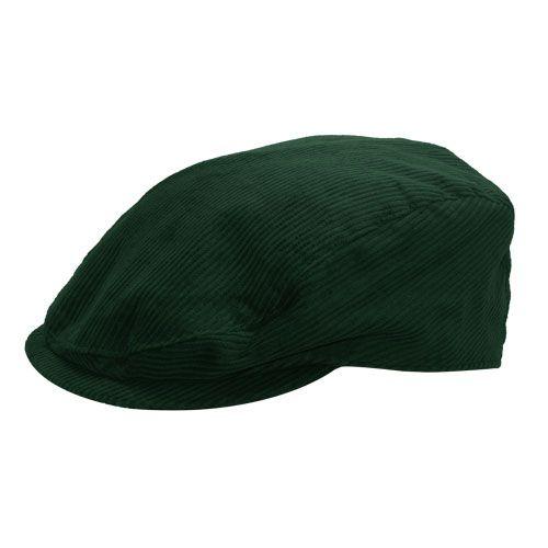 Boina Trapani Inverno Veludo Verde