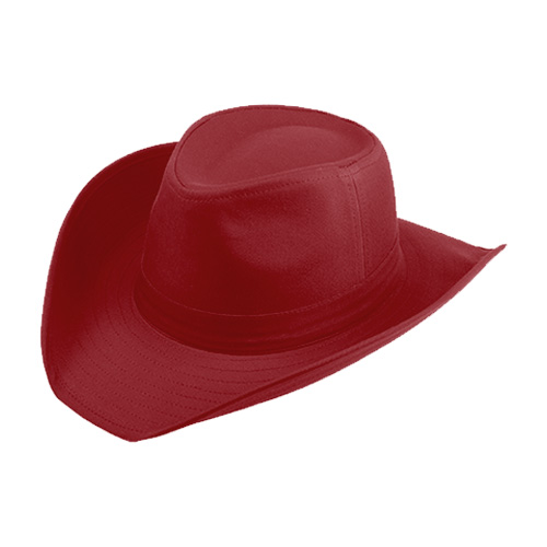 Chapéu África Vermelho Verão
