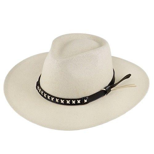 Chapéu Campeiro Country San Doná Cânhamo Natural ABA 9cm