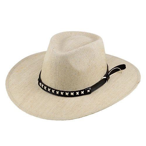 Chapéu Campeiro Country San Doná Fibra Natural Mista ABA 9cm