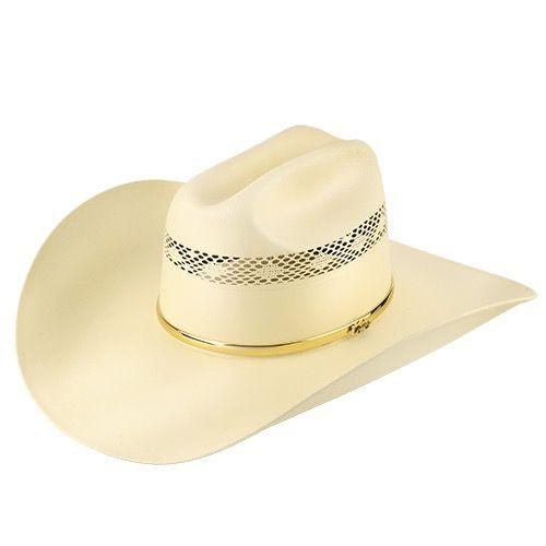 Chapéu Country Viquez Fita Dourada Aba 11cm