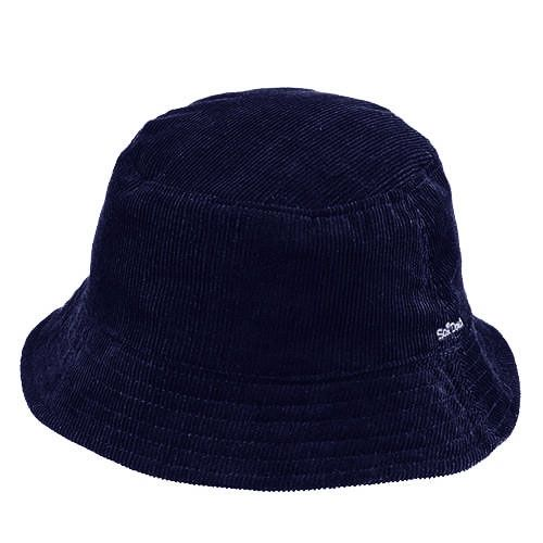 Chapéu Fashion Azul Marinho Veludo