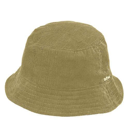 Chapéu Fashion Bege Veludo