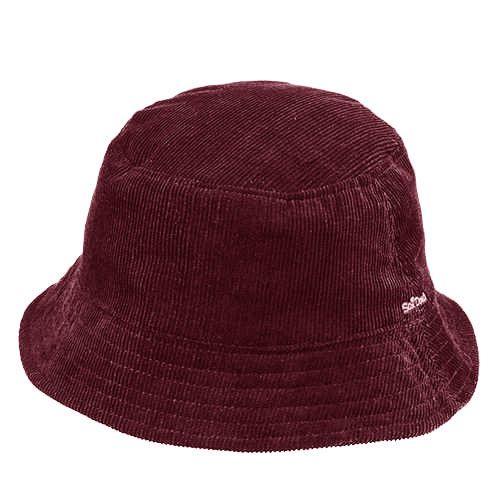 Chapéu Fashion Vinho Veludo