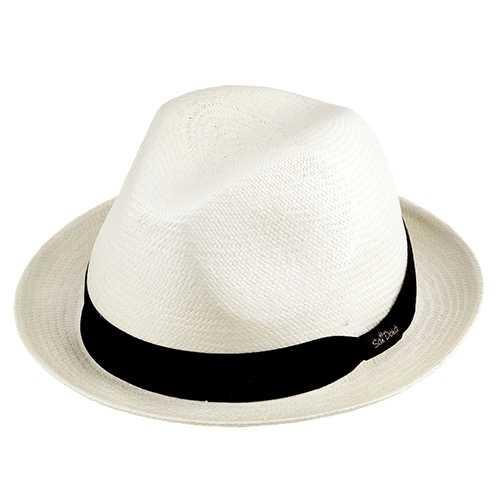 Chapéu Milano Panamá Importado cor Natural