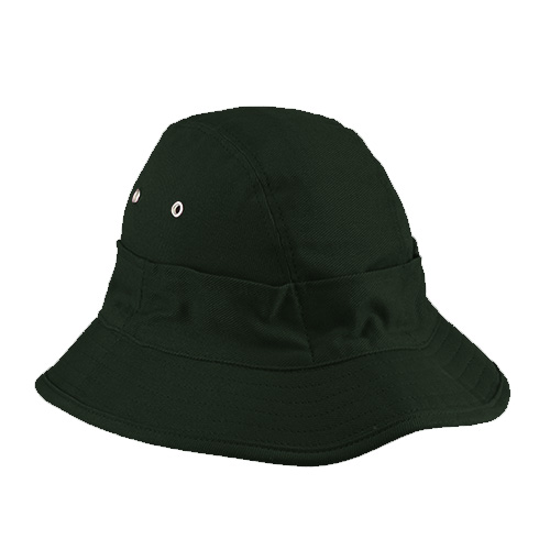 Chapéu Rafter Verde Escuro Verão