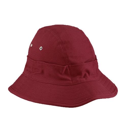 Chapéu Rafter Vermelho Escuro Verão