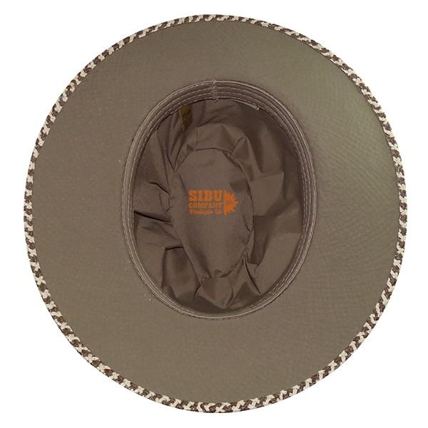 Chapéu Rock Sport III UV 50+ de Algas Mesclado de Verão
