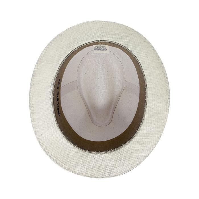 Chapéu Salvador em Cânhamo Natural San Doná Tipo Panamá