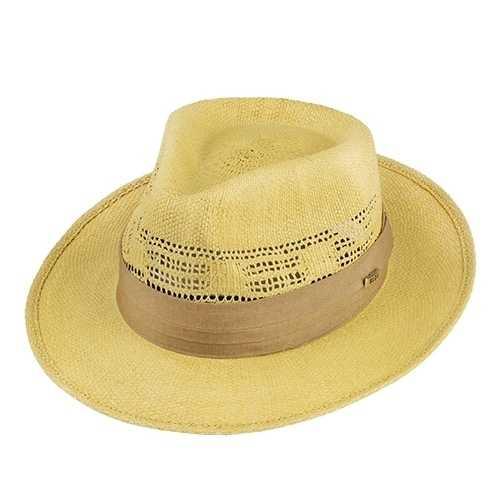 Chapéu Social Bangora Marrom Aba 5cm