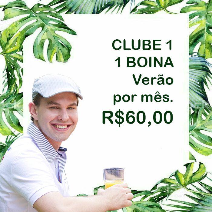 Clube da Boina Masculina 1