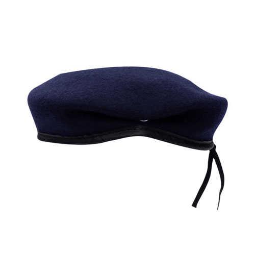 Boina Militar I Azul Royal