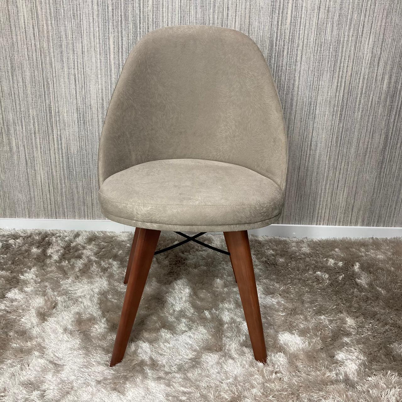 Cadeiras Dilly (Base Fixa)