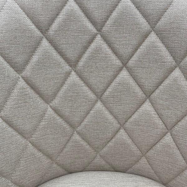 Cadeiras Kenny Giratórias Pés Em Madeira Avelã