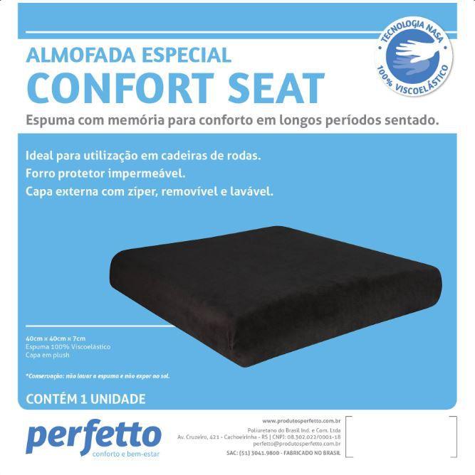 Almofada Especial Confort Seat Perfetto