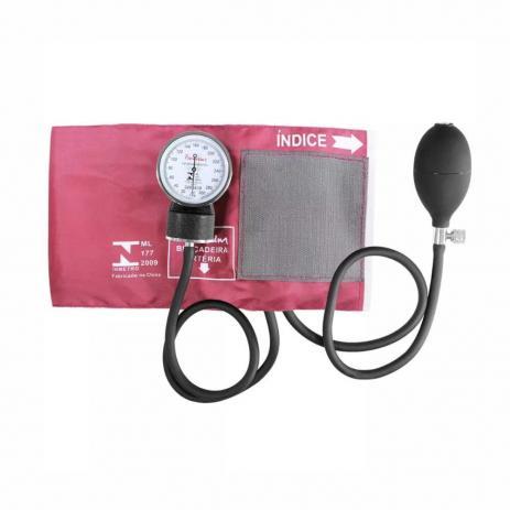 Esfigmomanômetro Premium Velcro Adulto