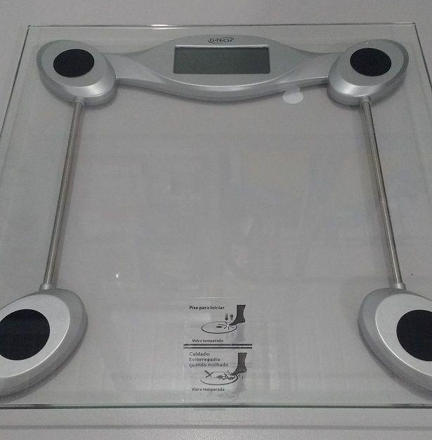 Balança Digital G-Tech Glass 200