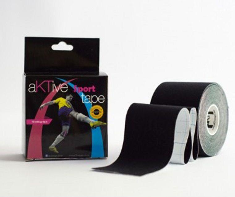 Bandagem Elástica Kinésio Adesiva AktiveTape 5 cm x 5 mts