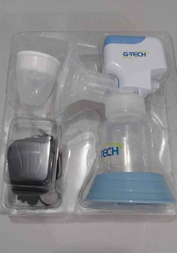 Bombinha Tira Leite Elétrica G-Tech Compact