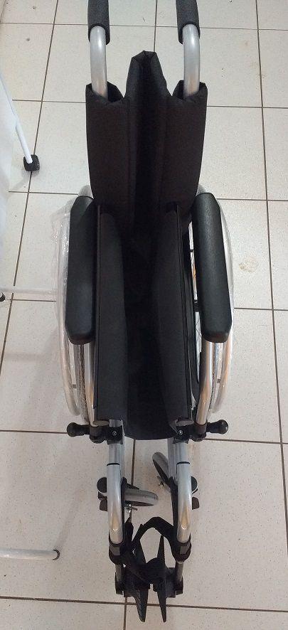 Cadeira de Rodas Start M1 125kg 45,5cm Ottobock