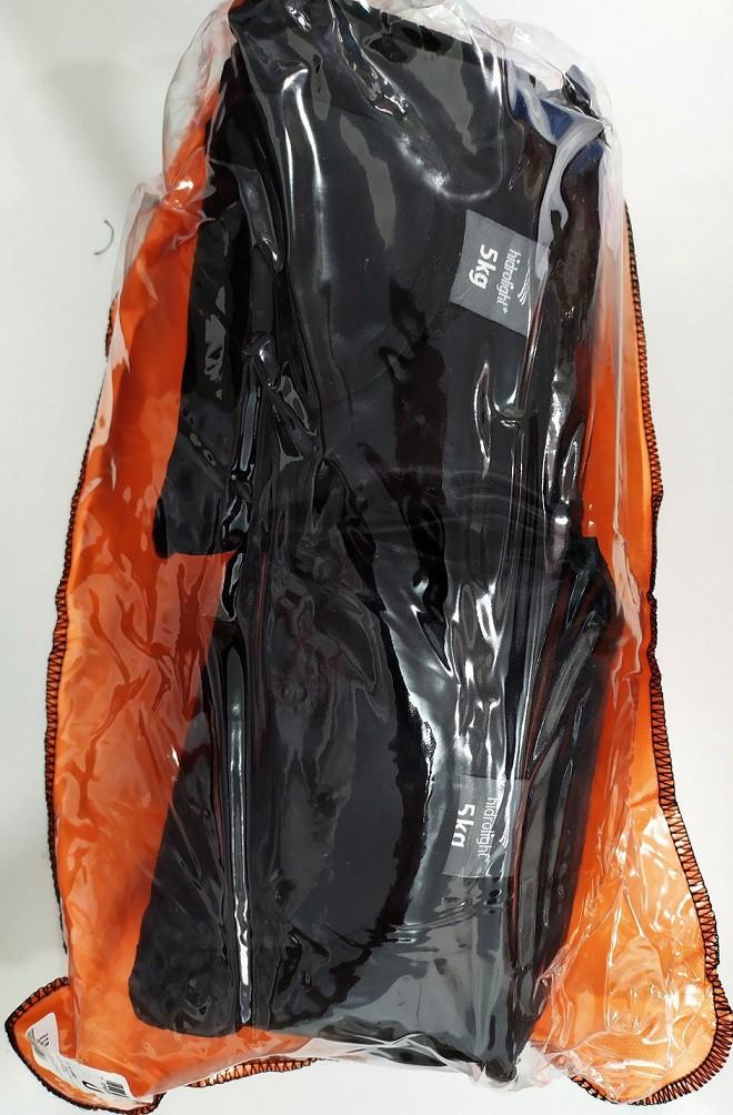 Caneleira Peso Hidrolight Kit 10 Kg - Duas unidades de 5 kg