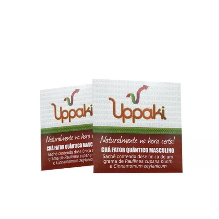 Chá Energético Sexual Masculino Upaki