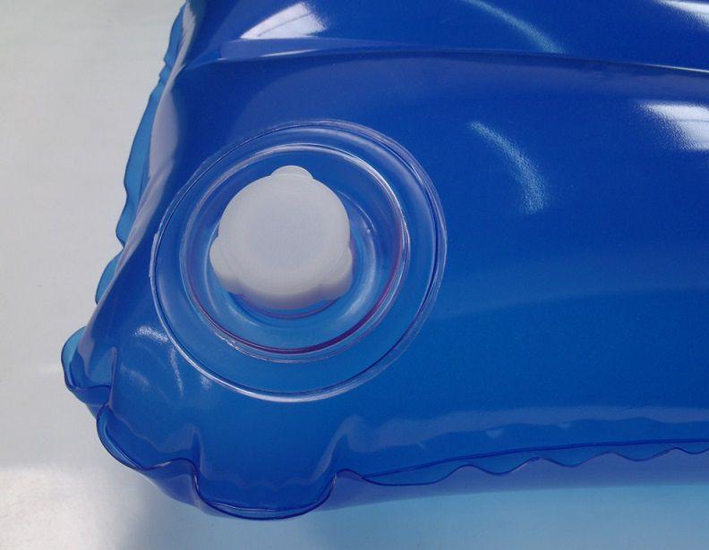 Colchão Caixa de Ovo Inflável Vazado Aquasonus
