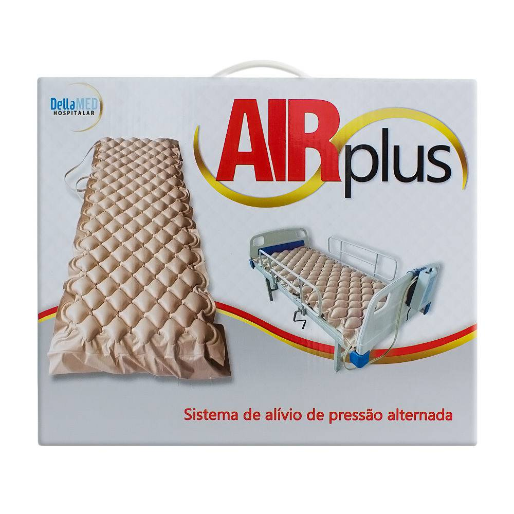 Colchão Pneumático Hospitalar Air Plus Dellamed
