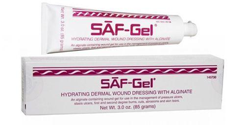 Curativo Hidratante com Alginato de Cálcio e Sódio Saf-Gel 85g Convatec
