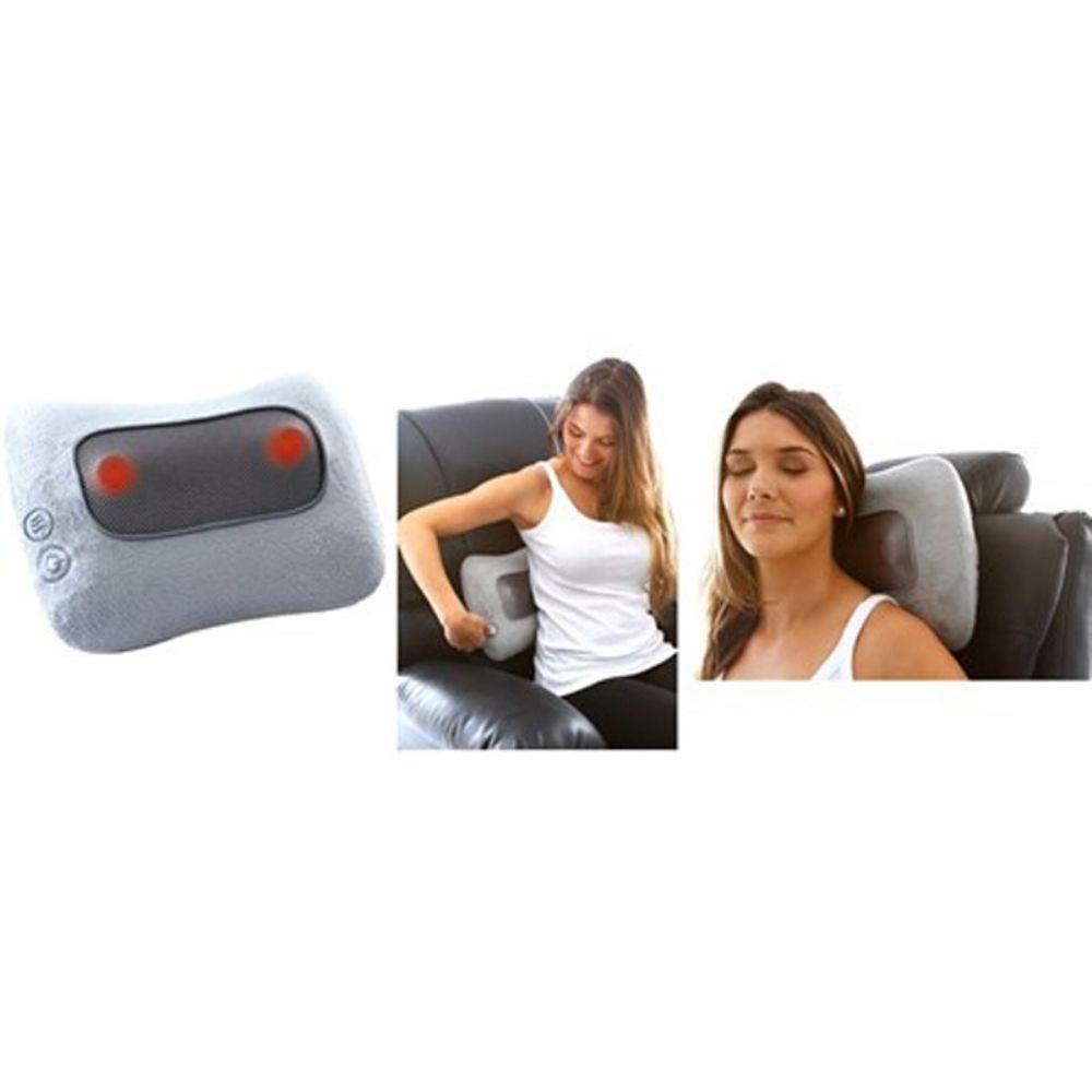 Encosto Massageador Shiatsu Comfort RM-ES938 RelaxMedic
