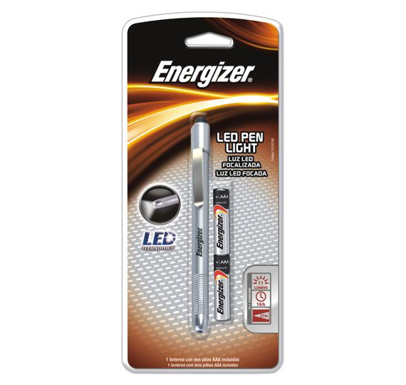 Lanterna Clínica LED Energizer Pen Light