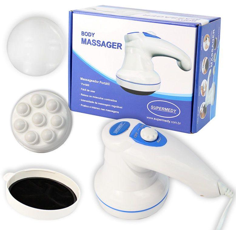 Massageador Body Massager Supermedy