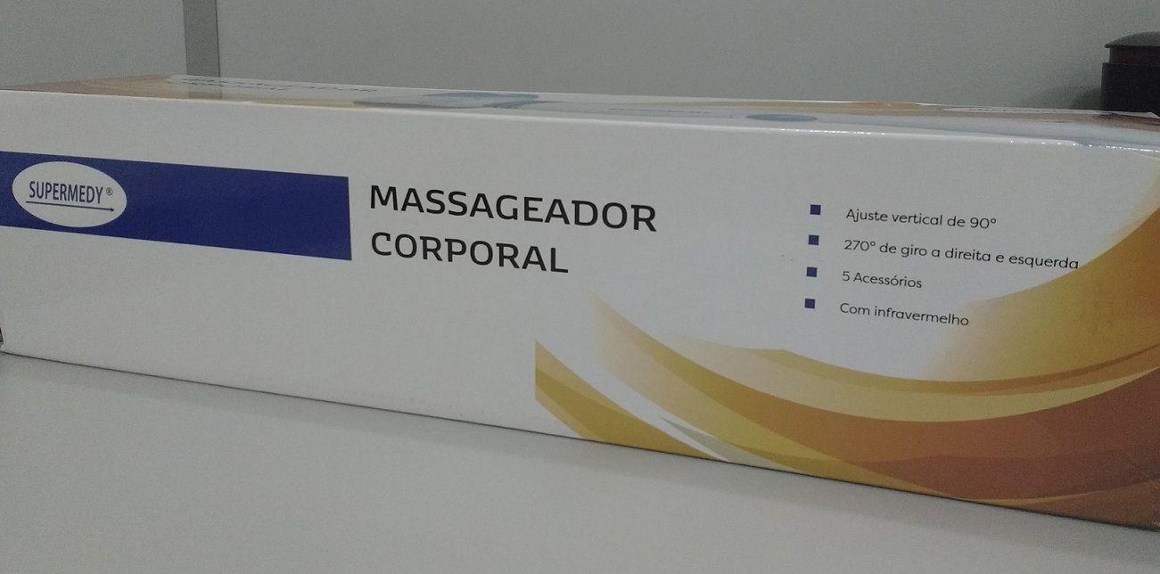 Massageador Corporal com Infra G Relax Supermedy