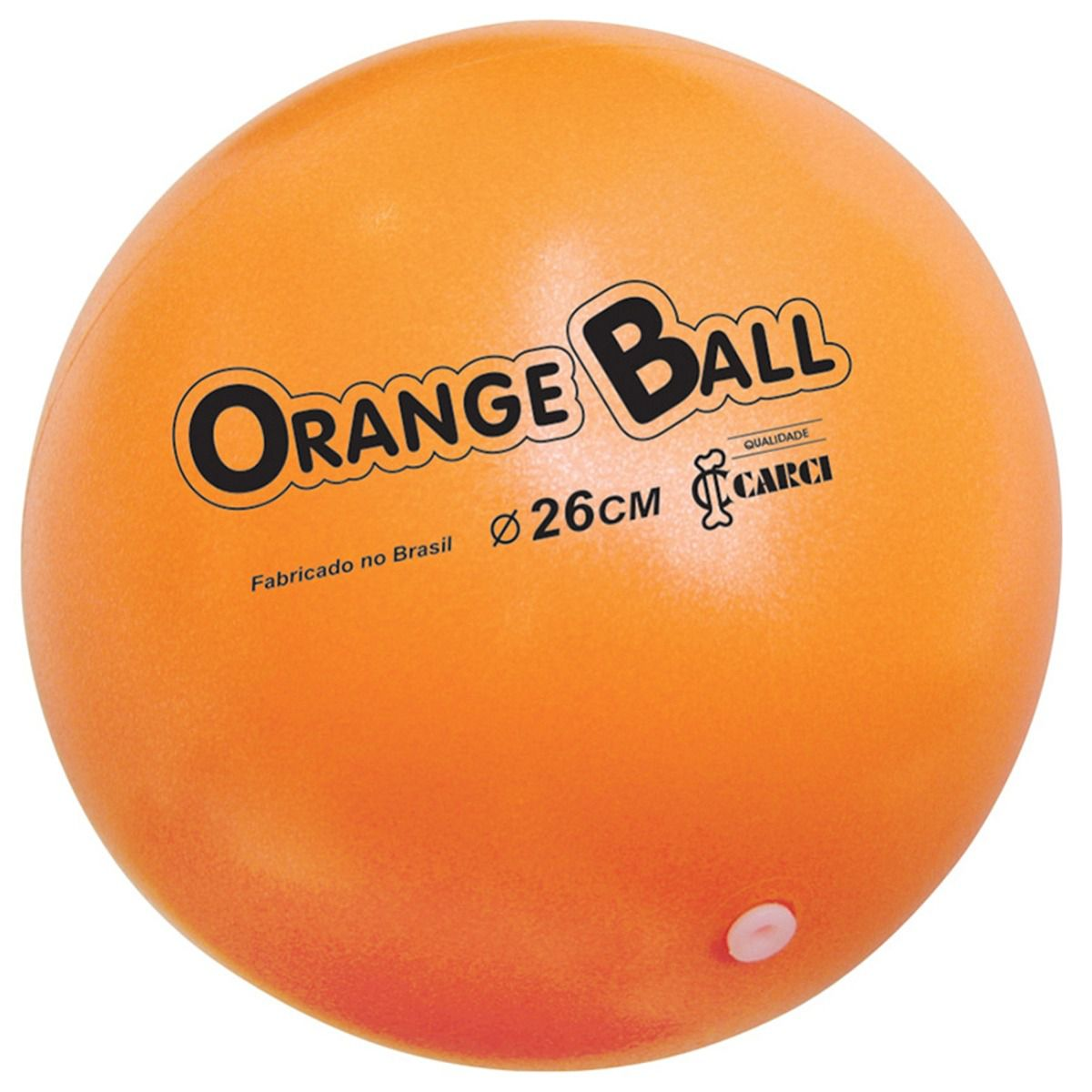 Orange Ball Carci 26 cm Bl.01.26