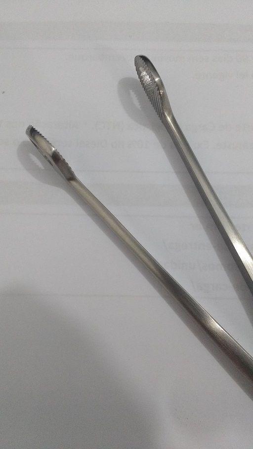 Pinça Magill Para Cateter 24cm Professional