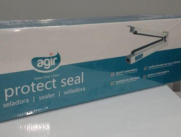 Seladora para Papel Grau Protect Seal Plus 31cm Agir