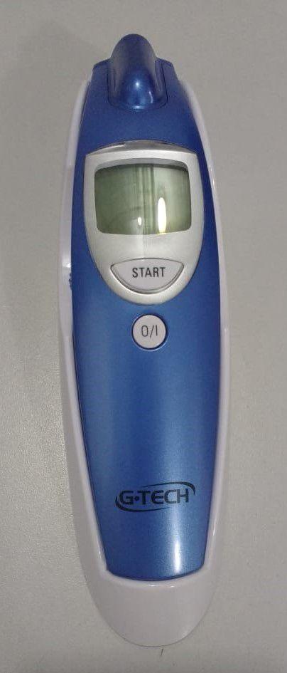 Termômetro Digital de Testa infravermelho sem contato G-Tech
