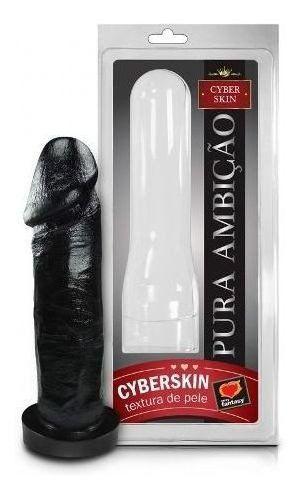 Capa Peniana Extensora Cyber Skin 16x4cm 10001.21 (2)