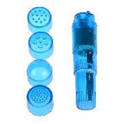Mini Vibrador Com 4 Capas Massagear Estimular Clitóris Corpo