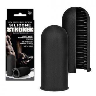 Silicone Stroker Masturbador Masculino Em Silicone Nan101