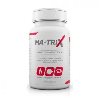 Matrix Potência Homem Suplemento Mineral Maca Peruana 60cps