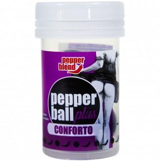 Pepper Ball Plus Bolinha Explosiva Beijável Conforto Dessensibilizante