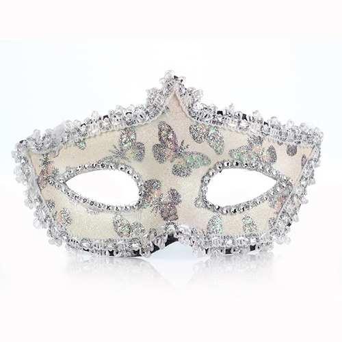 Mascara Sensual Fantasia Carnaval Borboletas Feminina Cfa12