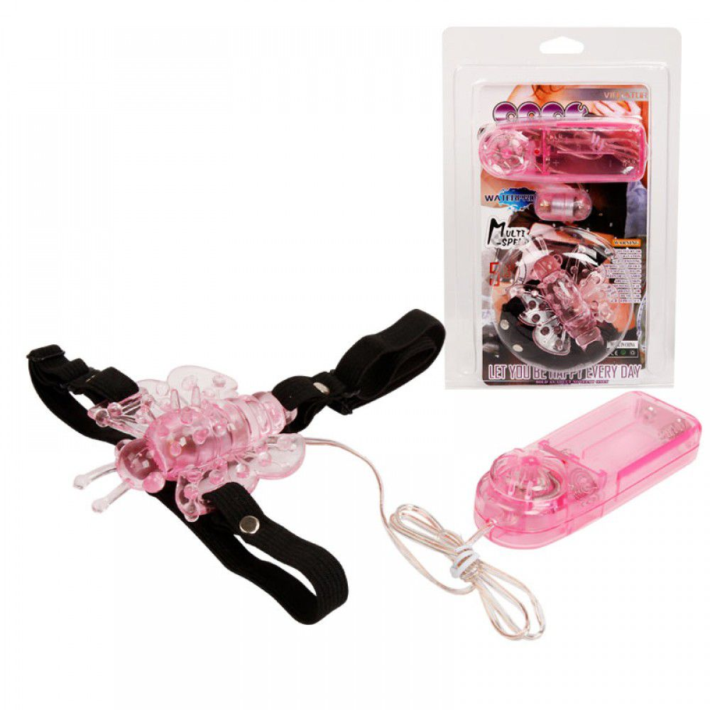 Mini Borboleta Massageador Com Vibrador Estimular Clitóris