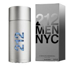 212 Men - Carolina Herrera Eau de Toilette - Perfume Masculino