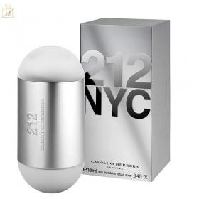 212 NYC - Carolina Herrera Eau de Toilette - Perfume Feminino