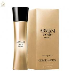 Armani Code Absolu Giorgio Armani Perfume Feminino - Eau de Parfum